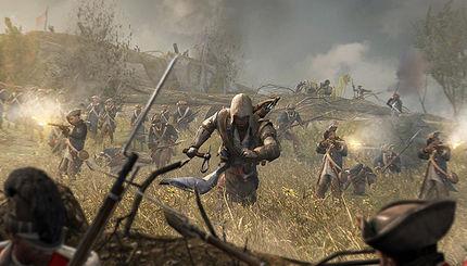 New Batch of Assassin's Creed III Screenshots 2f117e63c5