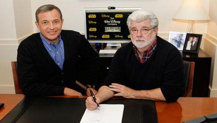 Disney acquires Lucasfilm for $4.05 billion 5f0b9edadb