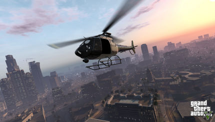 GTA 5 will not be shown at Gamescom 6f29eaf874