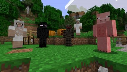 Skin Pack 2 for Minecraft delivers 45 new looks on XBLA 714d004512