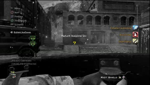 MW3 Search and Destroy MOAB GameplayCommentary - The Tech Game