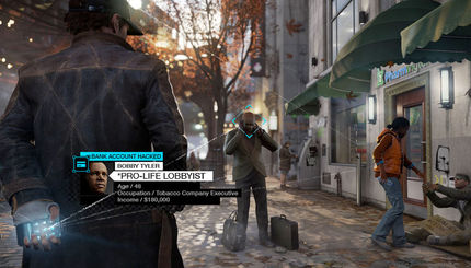 Watch Dogs patch lets you hack your friends - The Tech Game