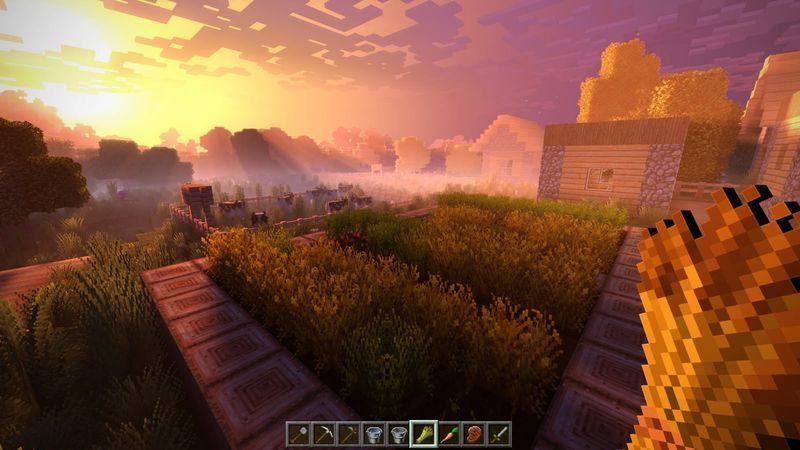 New Minecraft Update Adds Villages Just To Destroy Them The Tech
