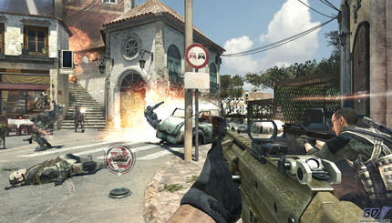 MW3 Upcoming DLC Will Feature Sniper Friendly, Close