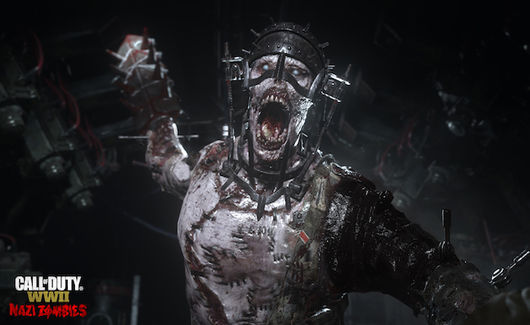 Watch 50 minutes of leaked Call of Duty World War 2 Zombies Gameplay ...