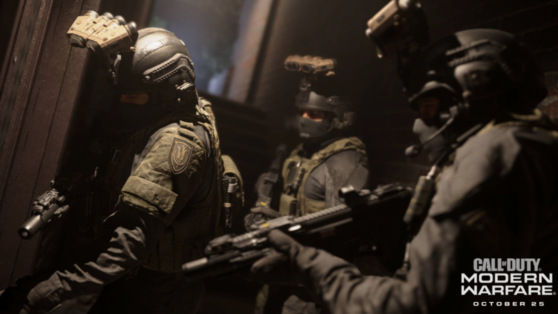 Modern Warfare's Operator Packs are basically Rainbow Six Elite Sets - The  Tech Game