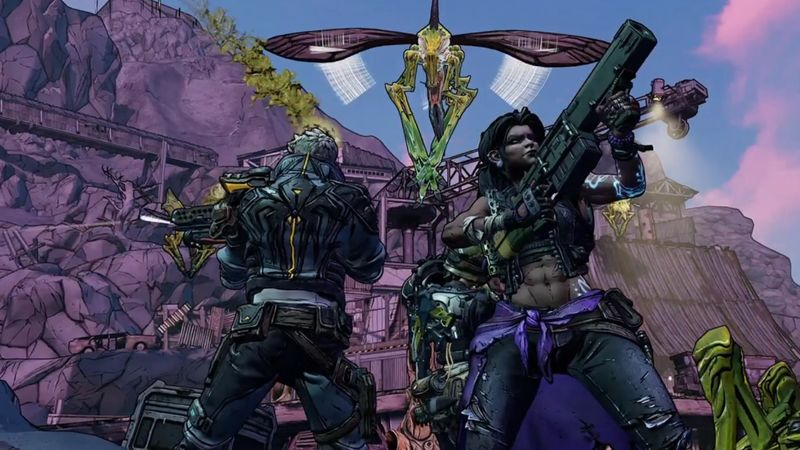 Gearbox CEO says he would trade Half-Life 3 for Borderlands