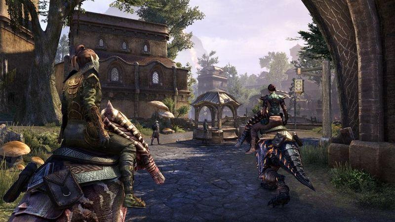 The Elder Scrolls Online On Switch Is Not Going To Happen