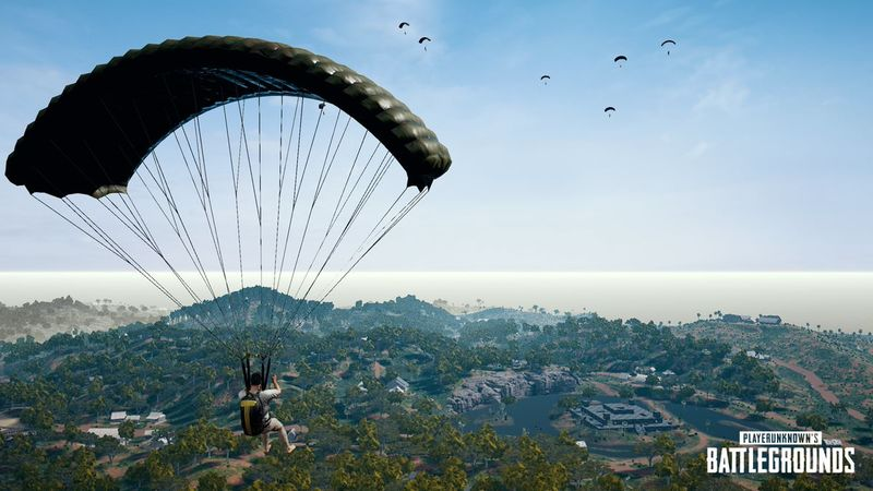 PUBG PC Gets Flight Path Marker, New Weapon Skins In Test