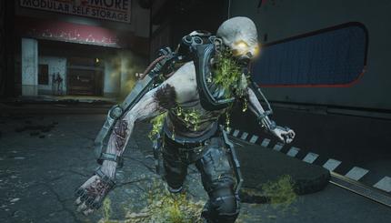 Advanced Warfare S Exo Zombies Gets A Mini Boss In Ascendance Dlc The Tech Game