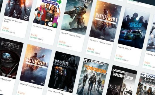 Origin update introduces FPS counter and cross-party invites