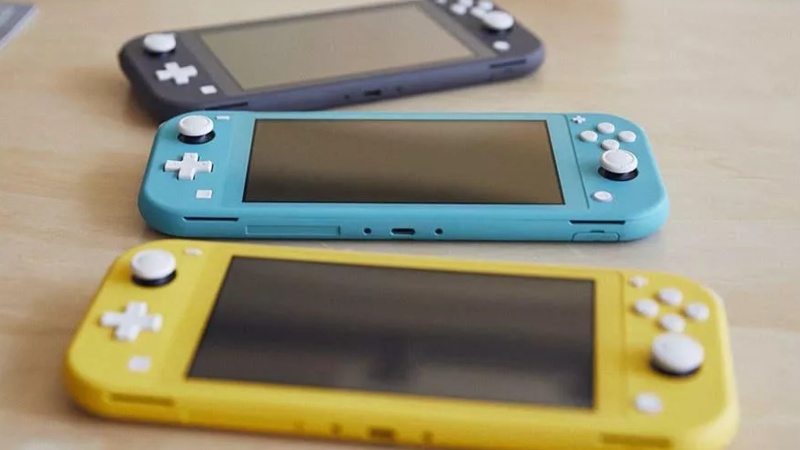 Nintendo Switch Lite Leaked in April but People Thought It