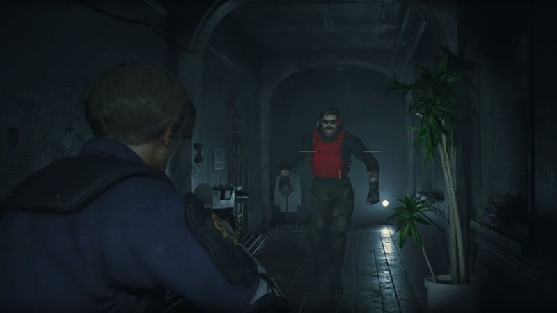 Resident Evil 2 Mod Replaces Mr X With Dr Disrespect The Tech Game