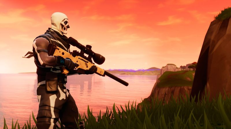 Fortnite Skull Trooper Back Bling Event Ends Tonight The Tech Game
