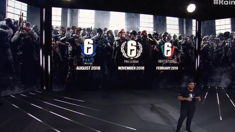 E3 2018: Rainbow Six: Siege has over 35 million players