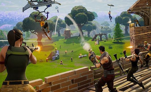 Fortnite passes PUBG with 3 4 million concurrent players - The Tech Game