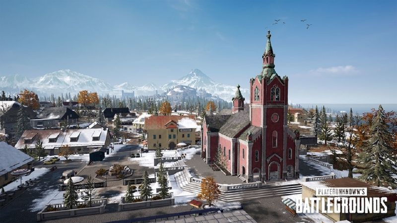 Pubg Players Stumble Upon Hidden Loot Cave In Vikendi The Tech Game