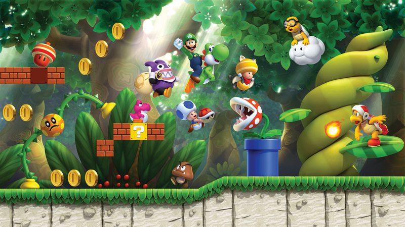 Super Mario Maker 2 Gets a June 28 Release Date - The Tech Game