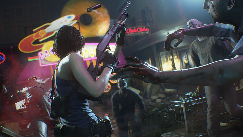 Resident Evil 3 Is in Its Final Adjustments - The Tech Game