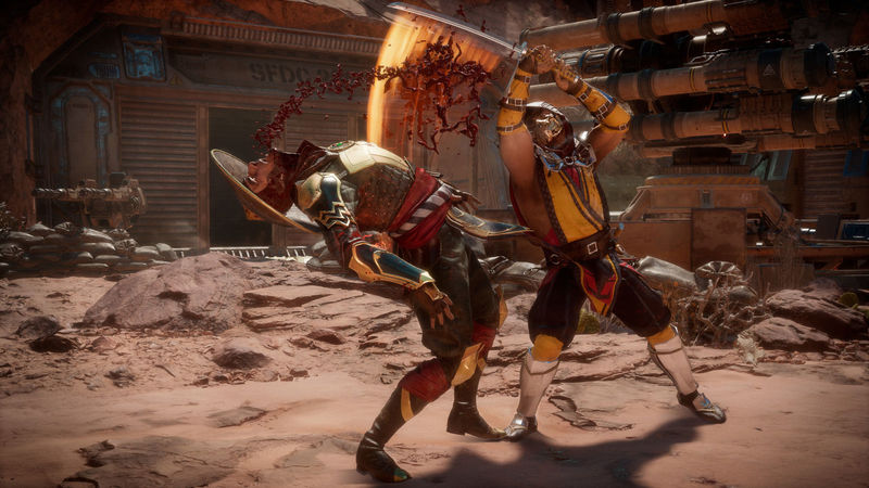 Mortal Kombat 11 Director Seemingly Reveals Next DLC Character - The