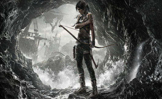 Shadow Of The Tomb Raider Concept Art: Shadow Of The Tomb Raider Logos And Concept Art Leaked