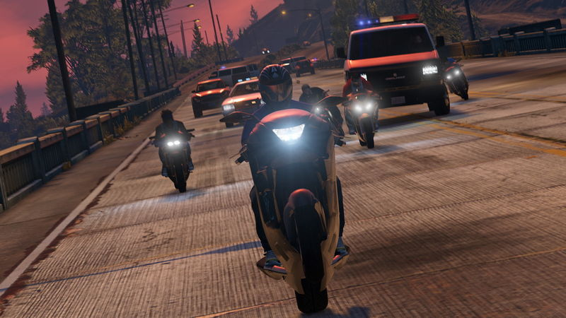 "Grand Theft Auto Online ""Arena War"" Update Brings New"
