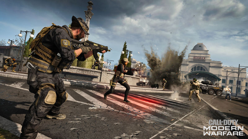 Call Of Duty Modern Warfare And Warzone Season 5 Trailer Released The Tech Game