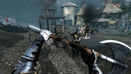 Chivalry: Medieval Warfare is 60fps on PS4, 30 on Xbox One