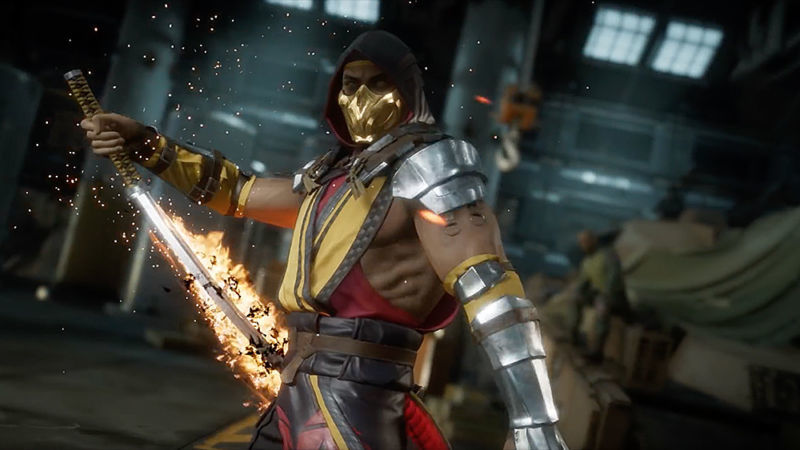 Mortal Kombat 11 Kollector S Edition And Beta Date Announced The