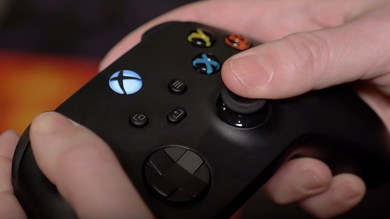 Xbox Series X Controller Has Less Than Two Milliseconds Of Latency The Tech Game