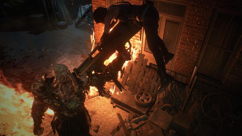 New Resident Evil 3 Trailer Provides Best Look Yet At