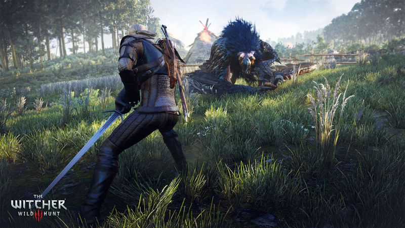 The Witcher 3: Wild Hunt Finally Receives PS4 Pro HDR Patch