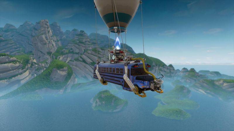 Fortnite Battle Bus Now Moves Faster The Tech Game