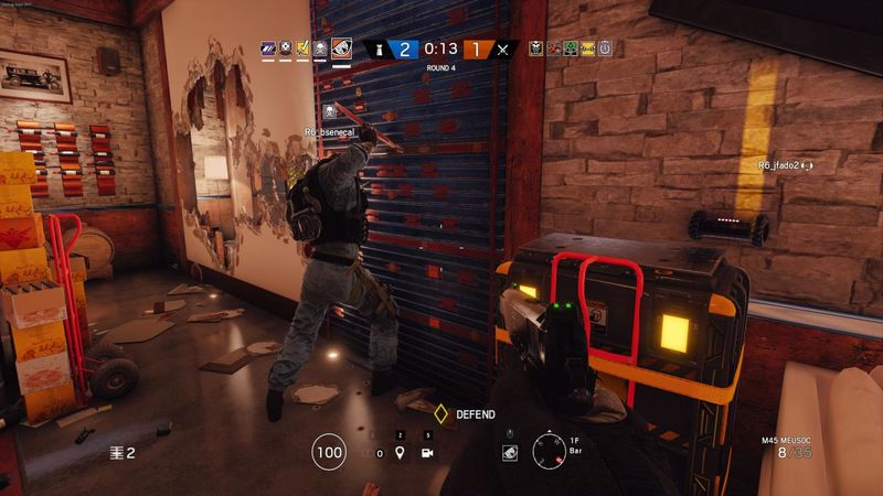 Rainbow Six Siege Teaser Hints At A Proximity Alarm Gadget The Tech Game