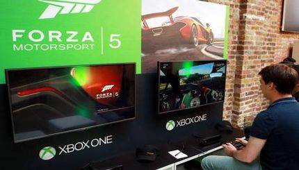 Everyone Is Using 100 Percent Of Xbox One' Says Forza's Director
