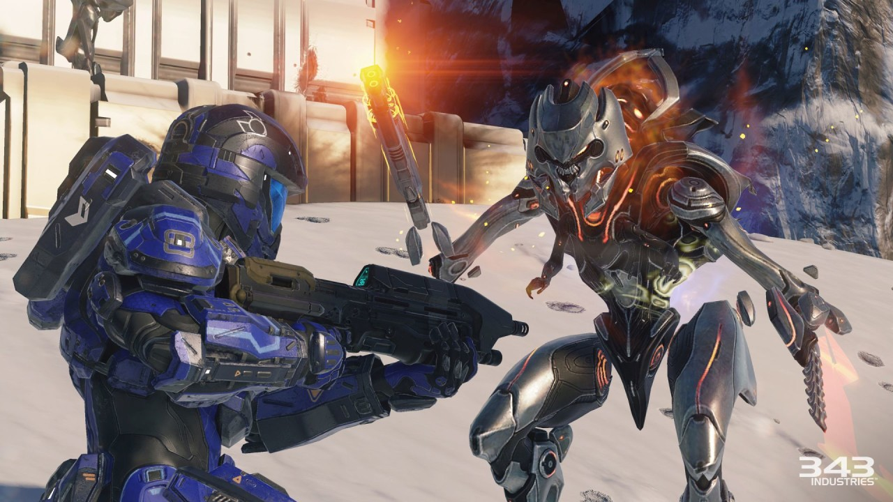 Next free Halo 5 update brings new Arena maps and Forge