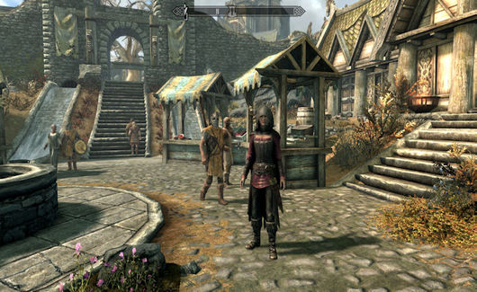 Skyrim: Special Edition is free to play on Steam and Xbox