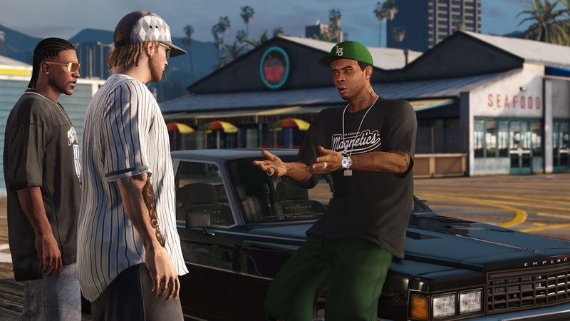 Rockstar Makes Surprise GTA V: Premium Online Edition