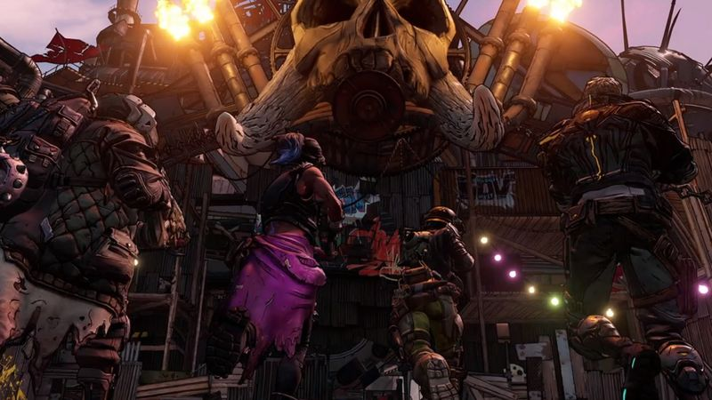 Borderlands 3' Confirmed to Be an Epic Games Store Exclusive
