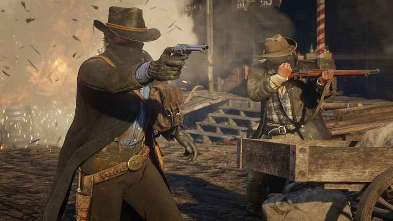 Red Dead Online Update Gives PS4 Players New Early Access Content