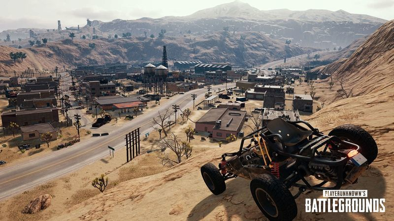 Pubg Is Getting A Training Mode Next Month With A Shooting Range