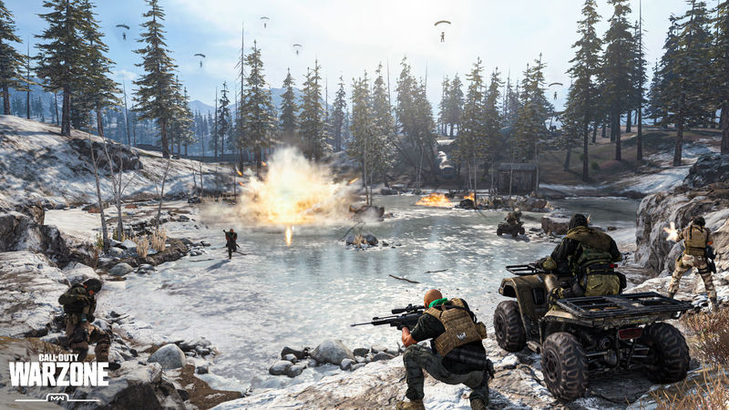 Warzone Map Will Reportedly Be Revamped For Black Ops Cold War The Tech Game
