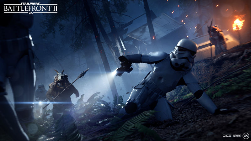 Star Wars Battlefront 2 Celebration Edition Releasing Via Leak The Tech Game