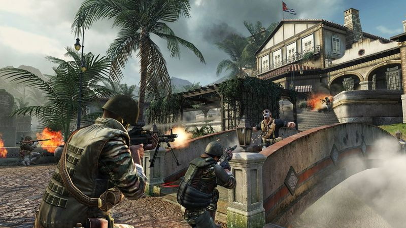 Call Of Duty Black Ops Cold War Maps Campaign Zombies Details