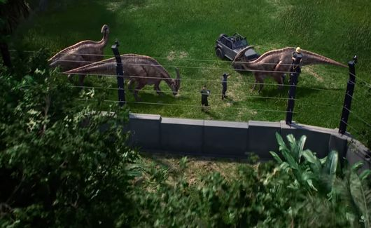 Jurassic World Evolution for PS4, Xbox One and PC Gets First