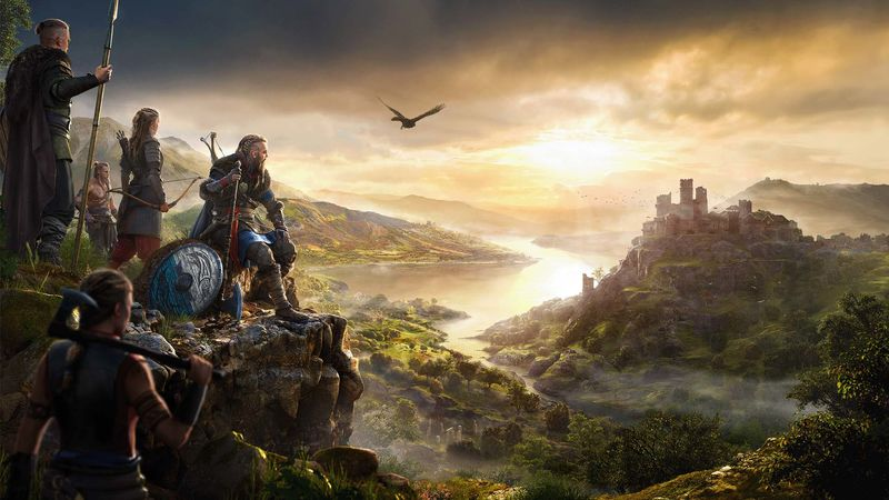 Assassin S Creed Valhalla S World Is Apparently Bigger Than