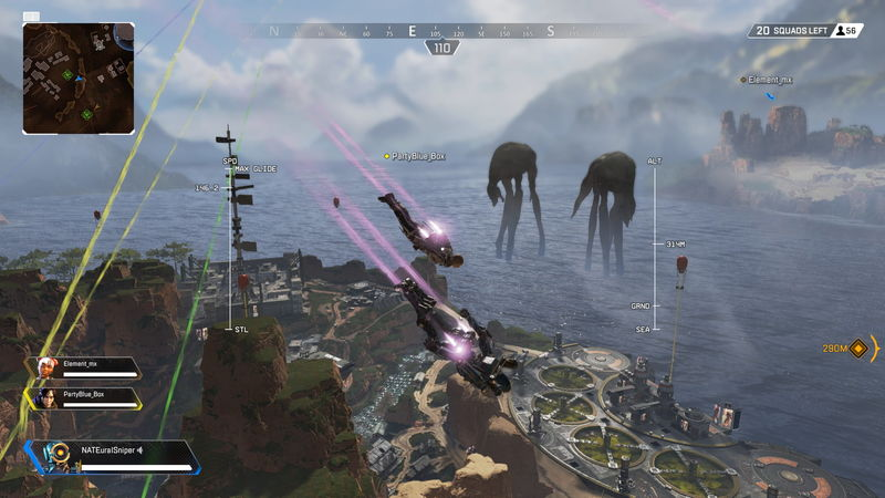 Another Game-Breaking 'Apex Legends' Glitch Discovered - The