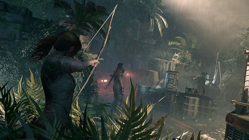 Shadow of the Tomb Raider PC Patch Adds Nvidia RTX Support