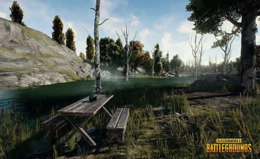 Wallpaper Playerunknown S Battlegrounds 2017 4k Games: PlayerUnknown's Battlegrounds Fog Mechanic Receives New