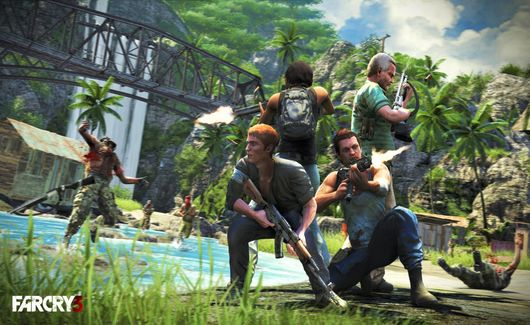 Far Cry 3 Classic Edition Announced For Ps4 Xbox One With Season Pass The Tech Game